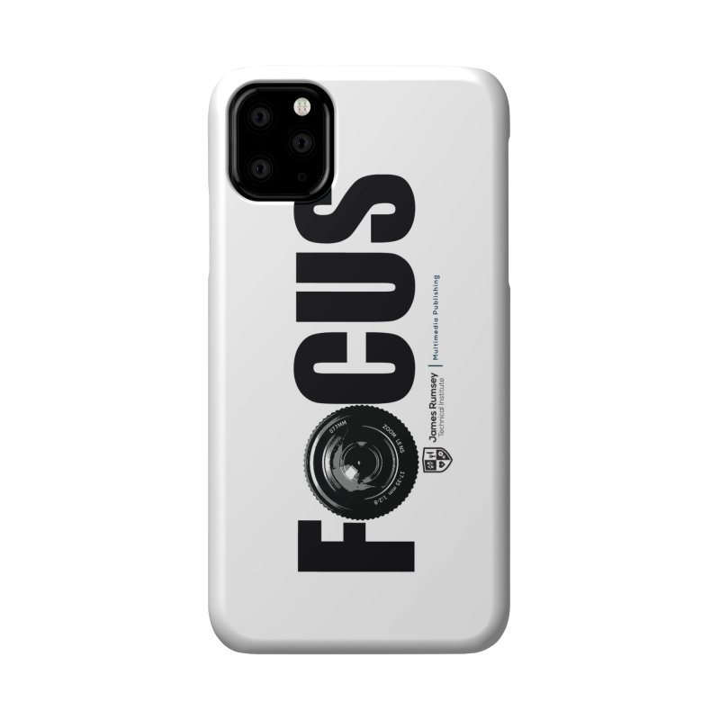 Focus Accessories Phone Case by James Rumsey Technical Institute