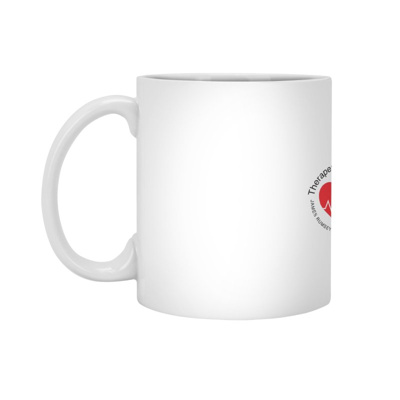 Heart - Therapeutic Services Accessories Mug by James Rumsey Technical Institute