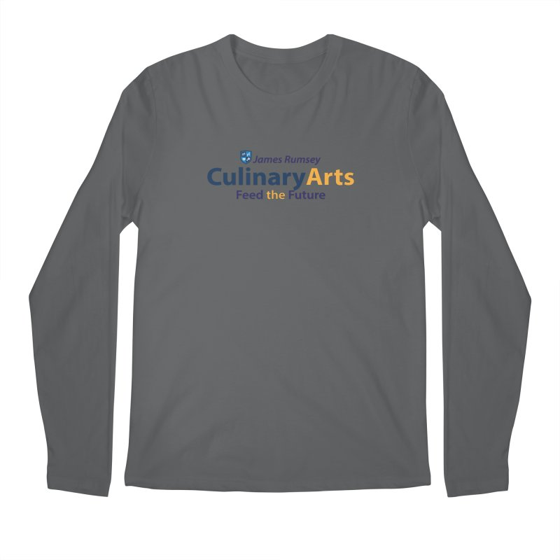 Culinary Arts Men's Regular Longsleeve T-Shirt by James Rumsey Technical Institute