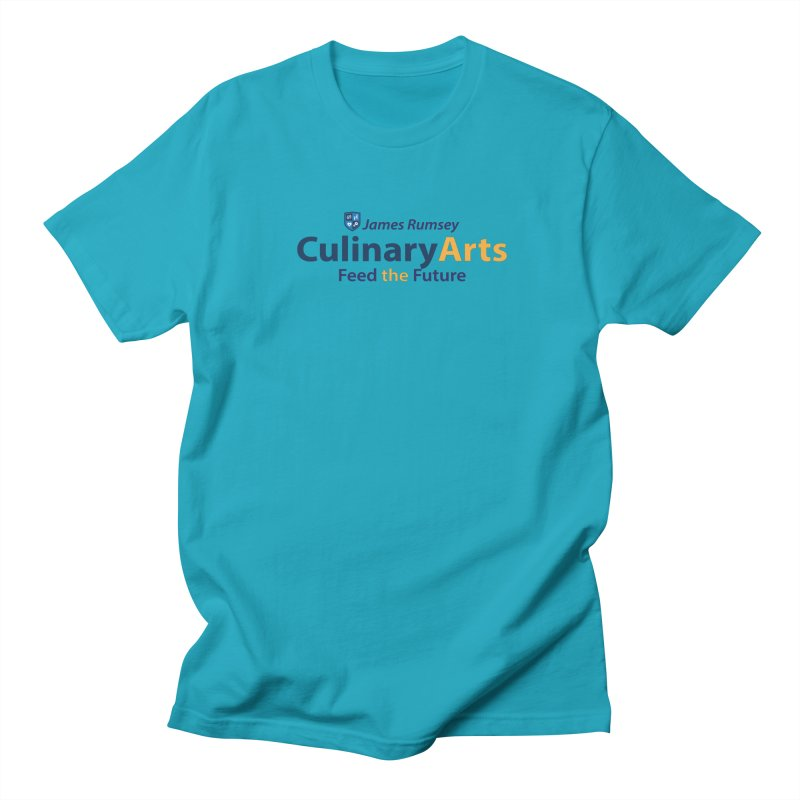 Culinary Arts Men's Regular T-Shirt by James Rumsey Technical Institute