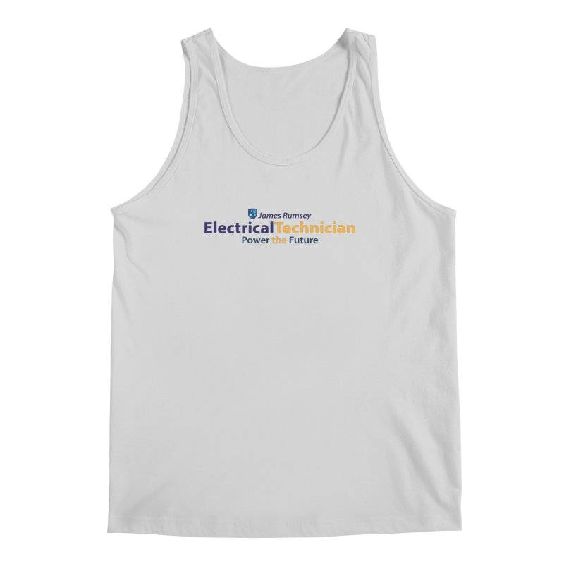 Electrical Technician Men's Regular Tank by James Rumsey Technical Institute