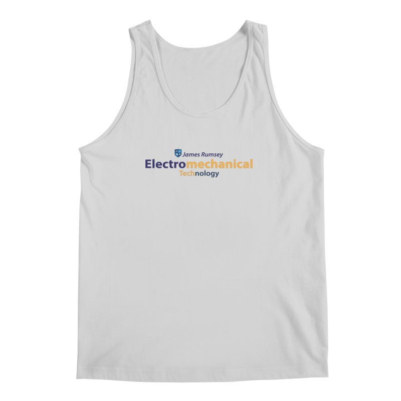 Electromechanical Technology Men's Regular Tank by James Rumsey Technical Institute