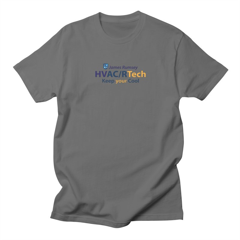 HVAC/R Men's T-Shirt by James Rumsey Technical Institute
