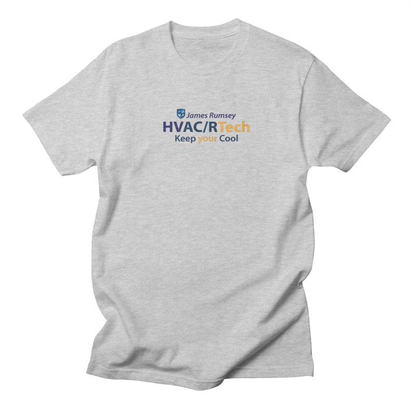 HVAC/R Men's Regular T-Shirt by James Rumsey Technical Institute