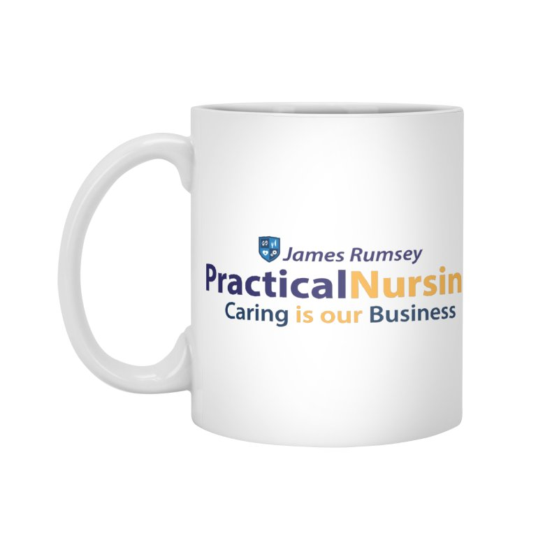 Practical Nursing Accessories Standard Mug by James Rumsey Technical Institute