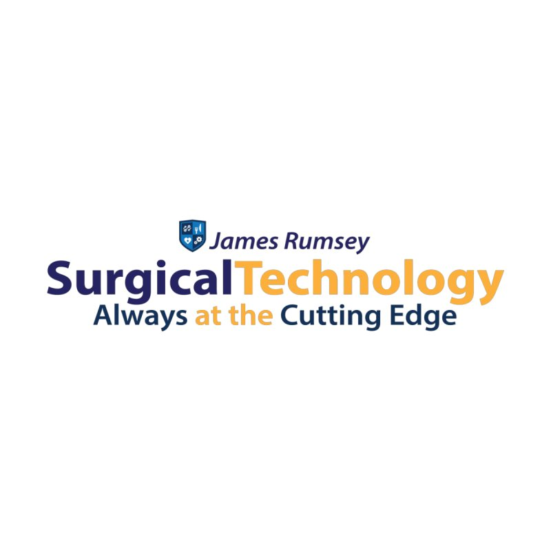 Surgical Technology Accessories Sticker by James Rumsey Technical Institute