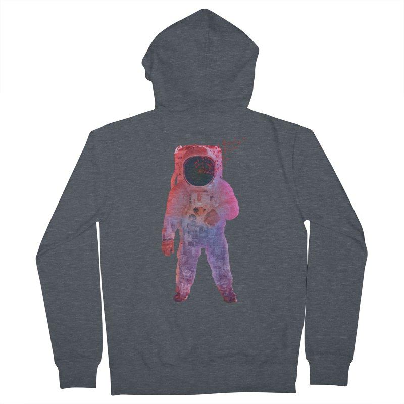INNER SPACE Women's Zip-Up Hoody by jrtoyman's Artist Shop