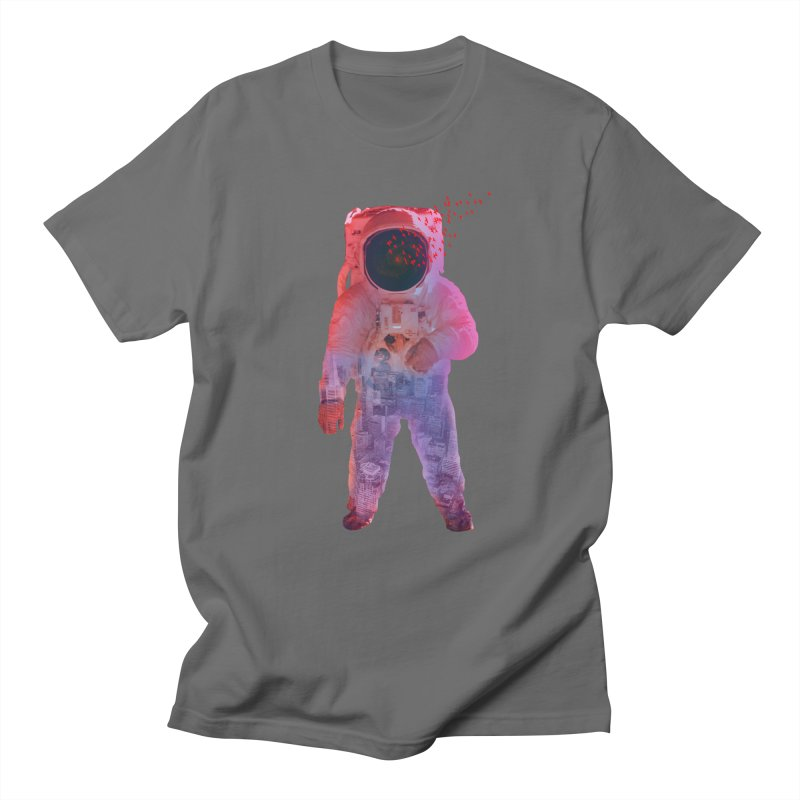 INNER SPACE Men's T-shirt by jrtoyman's Artist Shop