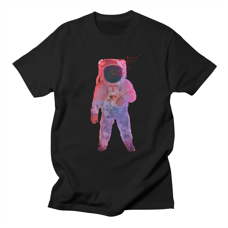 INNER SPACE Men's T-Shirt by jrtoyman's Artist Shop