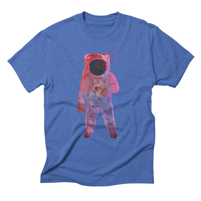 INNER SPACE Men's Triblend T-Shirt by jrtoyman's Artist Shop