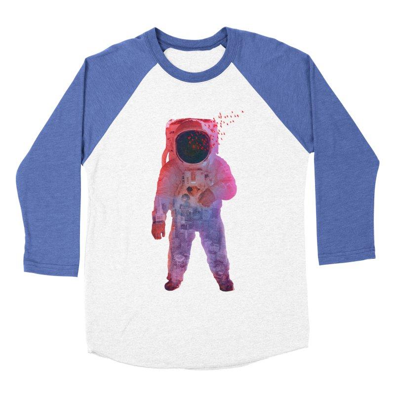 INNER SPACE Men's Baseball Triblend T-Shirt by jrtoyman's Artist Shop