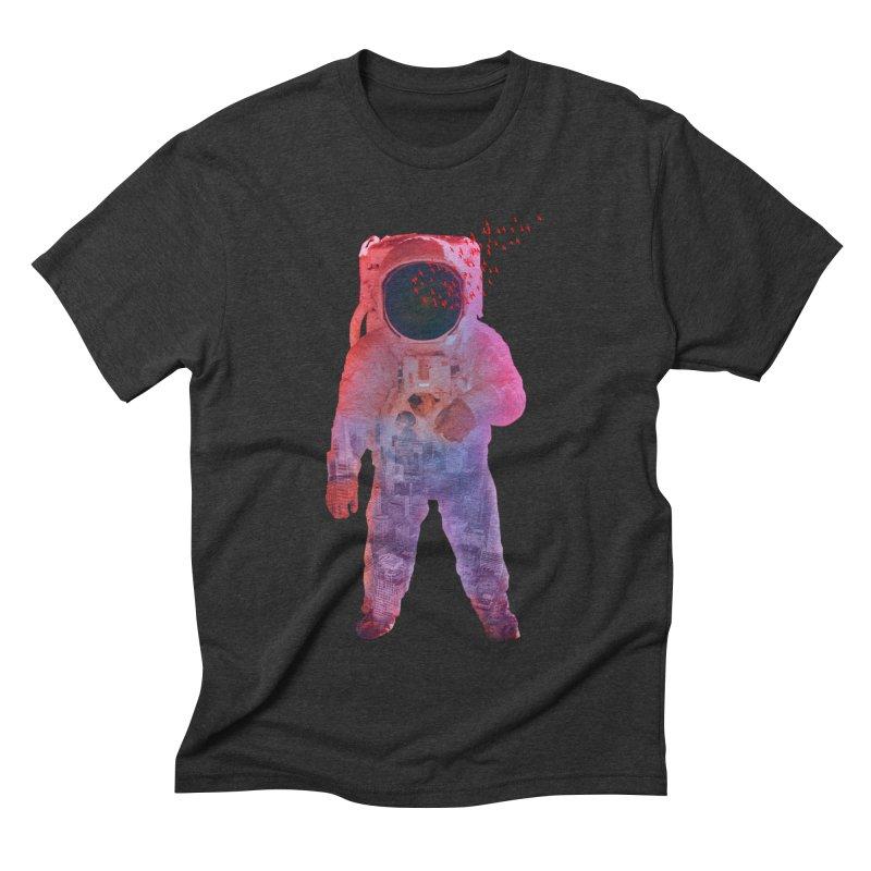 INNER SPACE Men's Triblend T-shirt by jrtoyman's Artist Shop