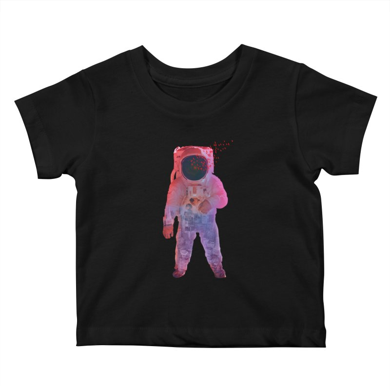 INNER SPACE Kids Baby T-Shirt by jrtoyman's Artist Shop