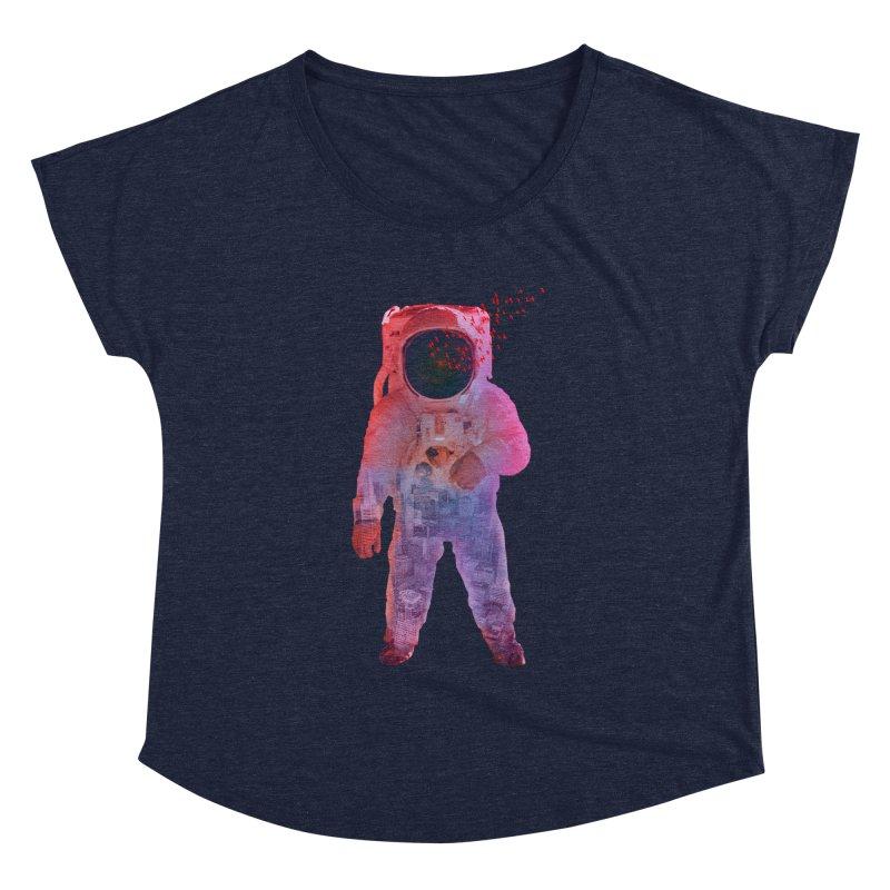 INNER SPACE Women's Dolman by jrtoyman's Artist Shop