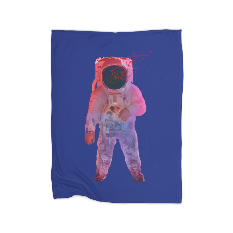 INNER SPACE Home Blanket by jrtoyman's Artist Shop