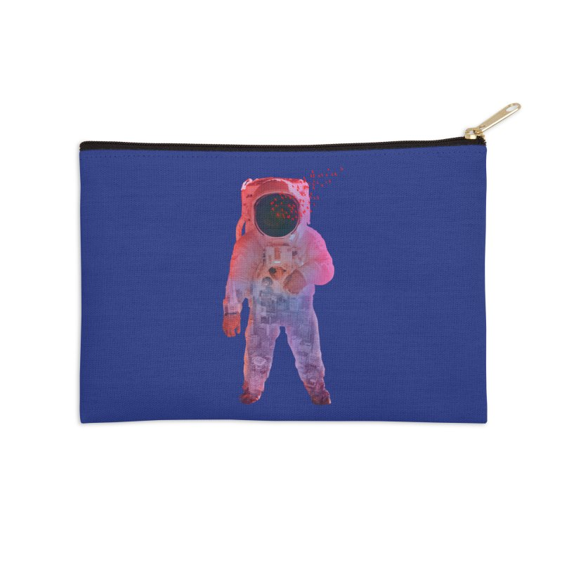 INNER SPACE Accessories Zip Pouch by jrtoyman's Artist Shop
