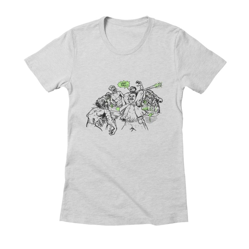 LAST CALL! Women's Fitted T-Shirt by jrtoyman's Artist Shop