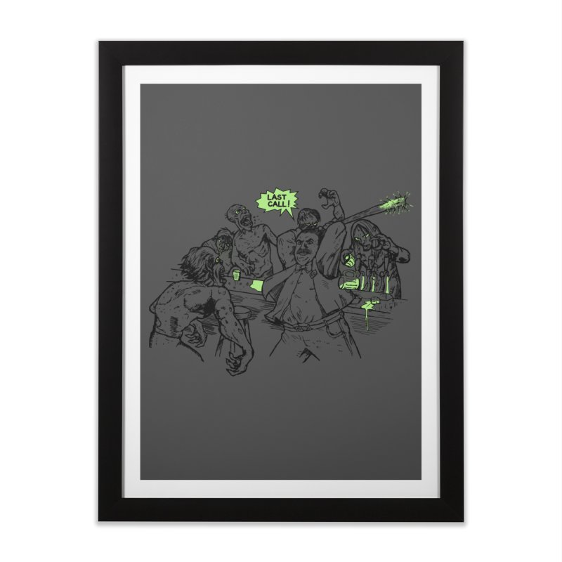 LAST CALL! Home Framed Fine Art Print by jrtoyman's Artist Shop