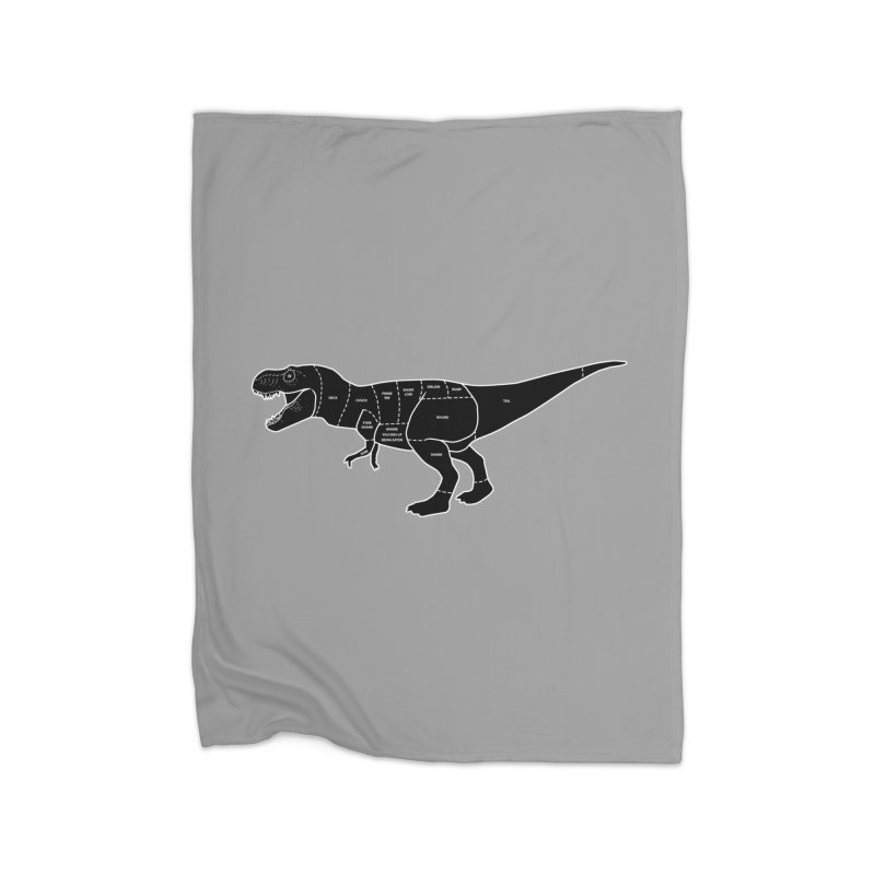 JURASSIC MEAT CUTS Home Blanket by jrtoyman's Artist Shop