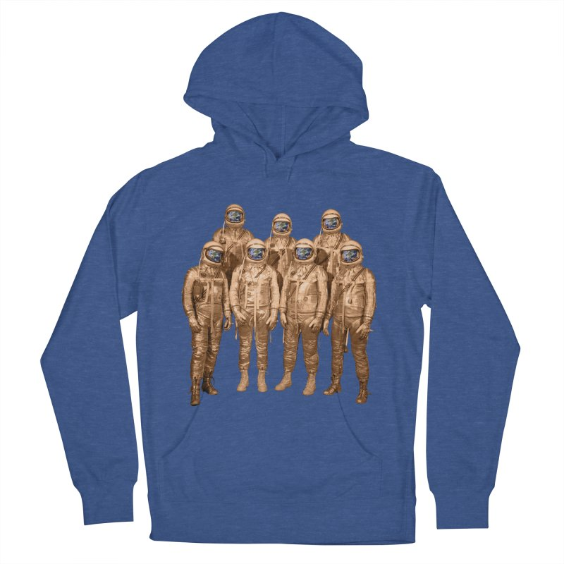 EARTH AND BEYOND! Men's Pullover Hoody by jrtoyman's Artist Shop