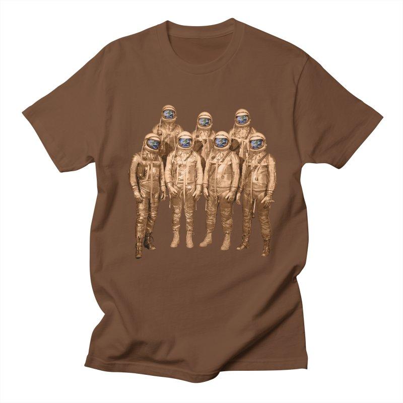 EARTH AND BEYOND! Men's T-shirt by jrtoyman's Artist Shop