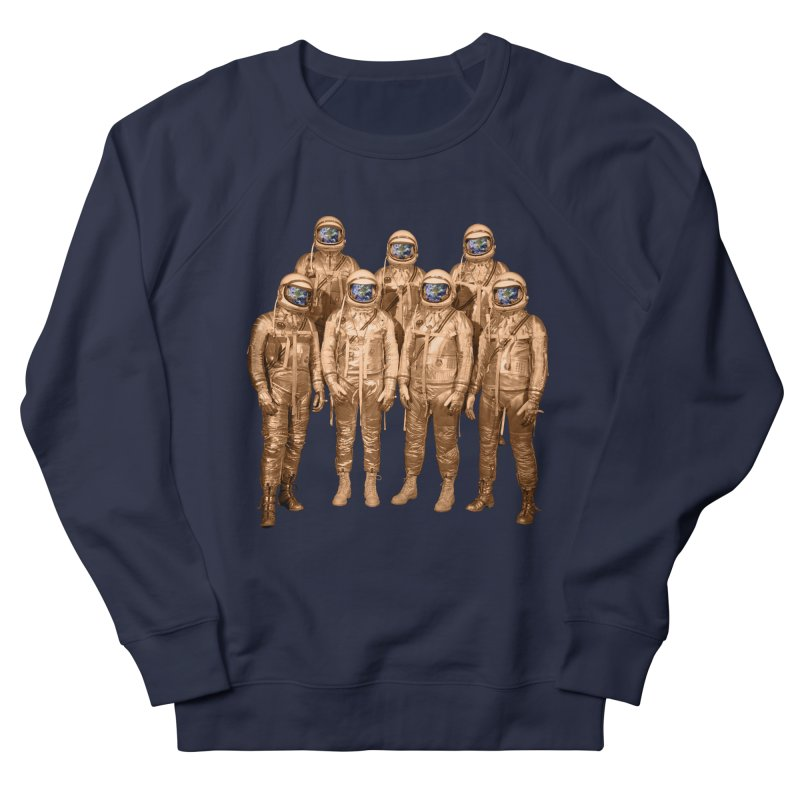 EARTH AND BEYOND! Men's Sweatshirt by jrtoyman's Artist Shop