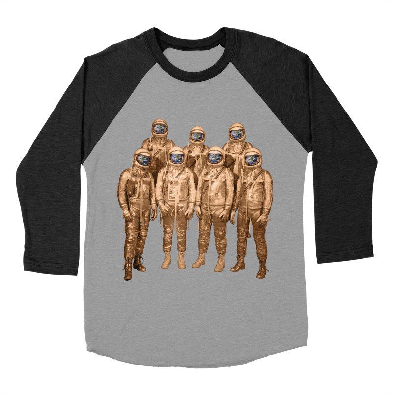 EARTH AND BEYOND! Women's Baseball Triblend T-Shirt by jrtoyman's Artist Shop