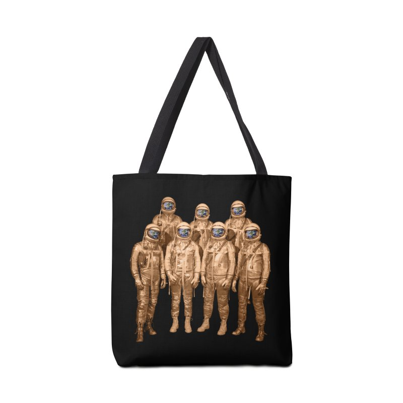 EARTH AND BEYOND! Accessories Bag by jrtoyman's Artist Shop