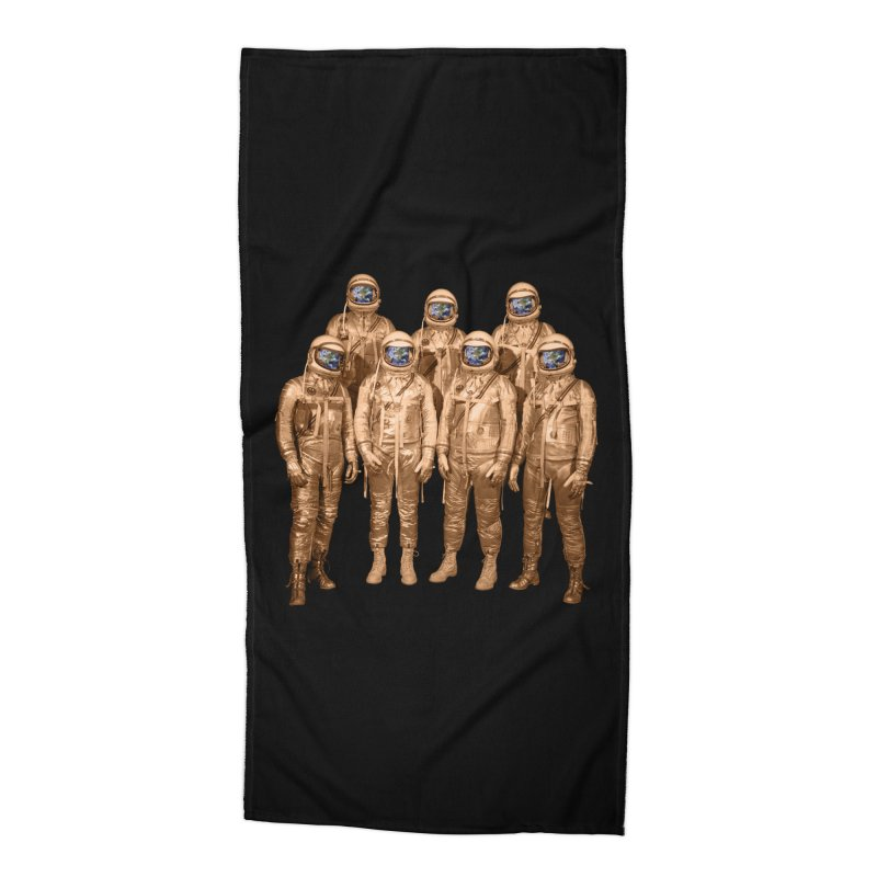 EARTH AND BEYOND! Accessories Beach Towel by jrtoyman's Artist Shop