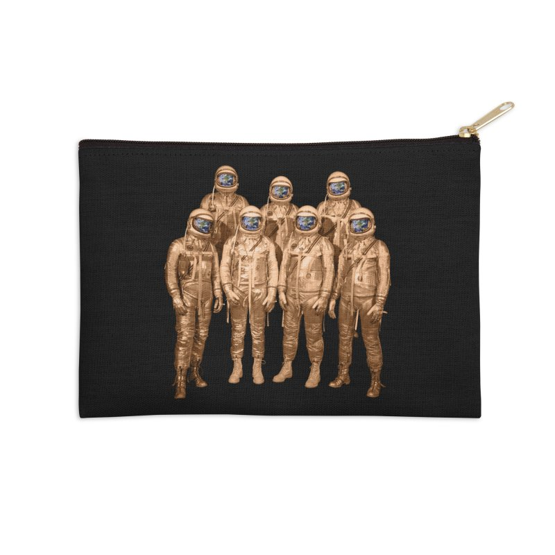 EARTH AND BEYOND! Accessories Zip Pouch by jrtoyman's Artist Shop