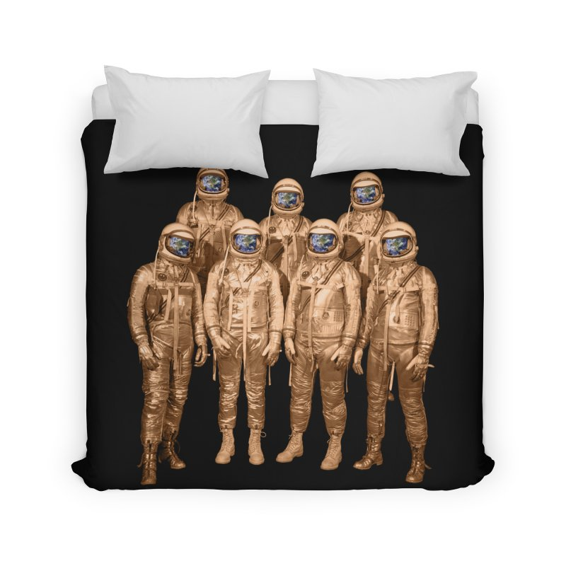 EARTH AND BEYOND! Home Duvet by jrtoyman's Artist Shop