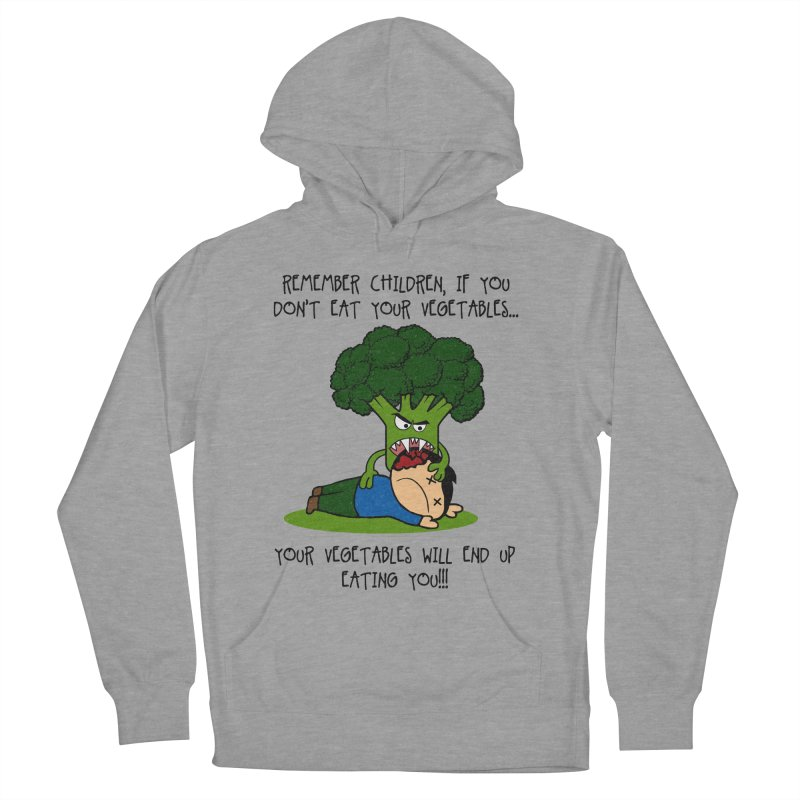 EAT YOUR VEGGIES! Men's Pullover Hoody by jrtoyman's Artist Shop