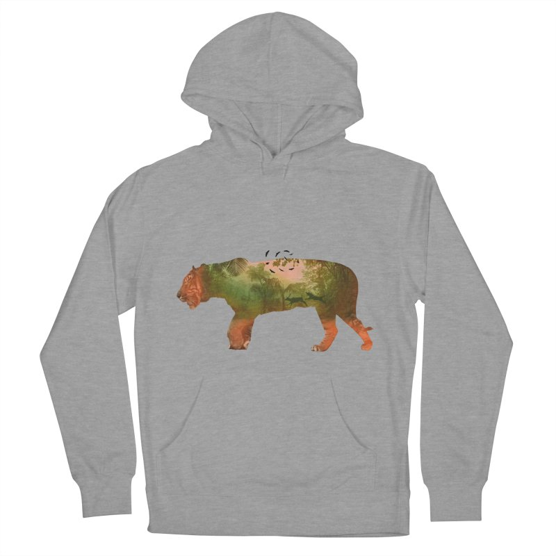 ON THE HUNT! Men's Pullover Hoody by jrtoyman's Artist Shop