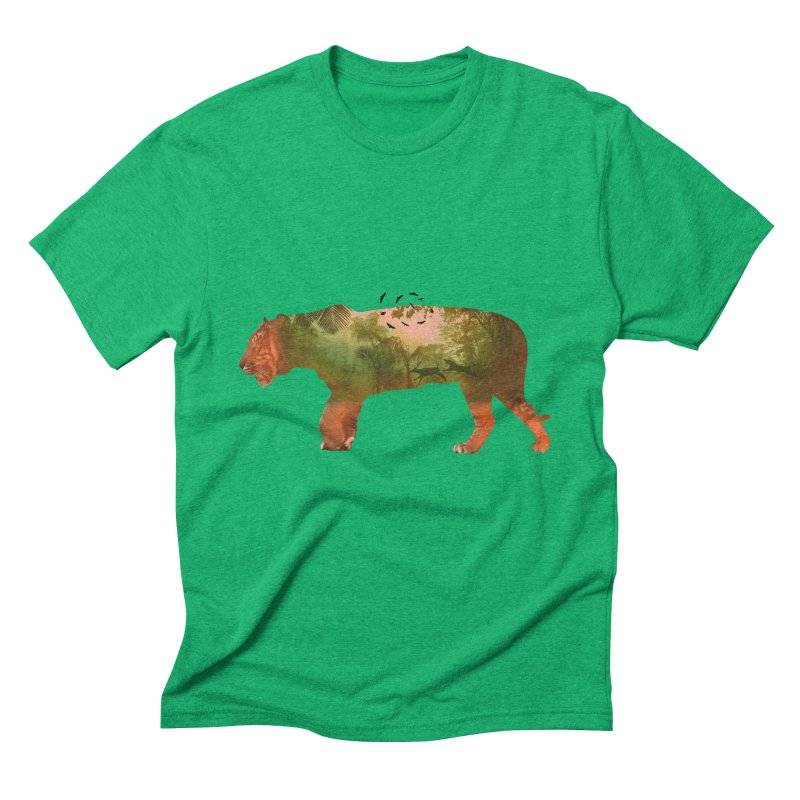 ON THE HUNT! Men's Triblend T-shirt by jrtoyman's Artist Shop