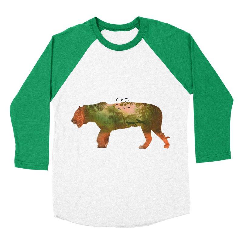 ON THE HUNT! Men's Baseball Triblend T-Shirt by jrtoyman's Artist Shop