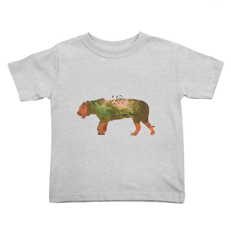 ON THE HUNT! Kids Toddler T-Shirt by jrtoyman's Artist Shop