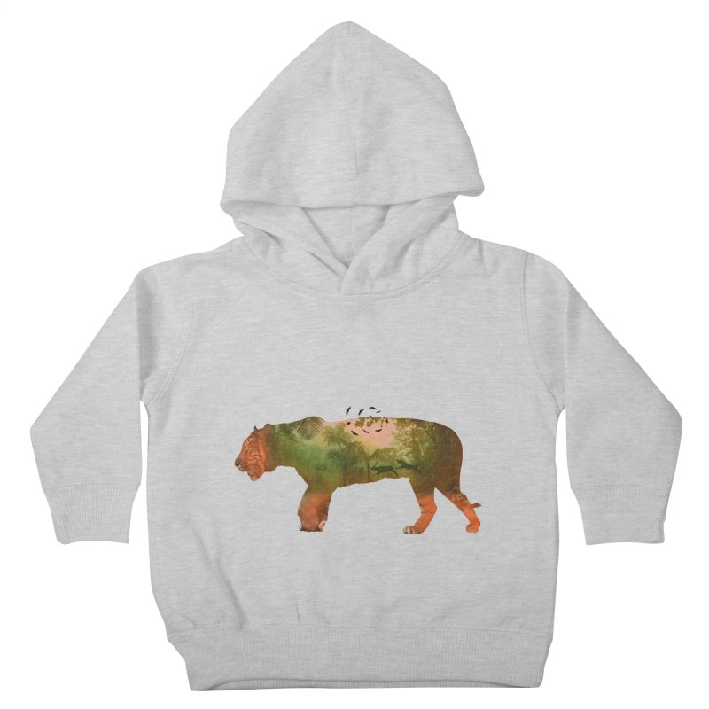 ON THE HUNT! Kids Toddler Pullover Hoody by jrtoyman's Artist Shop