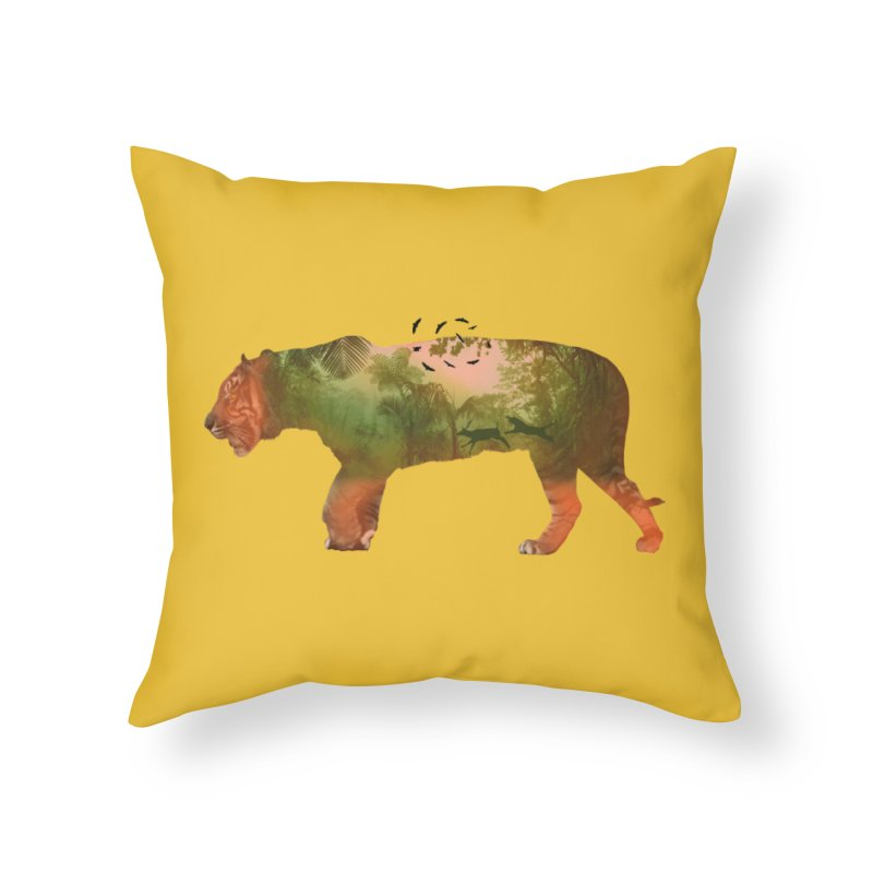 ON THE HUNT! Home Throw Pillow by jrtoyman's Artist Shop