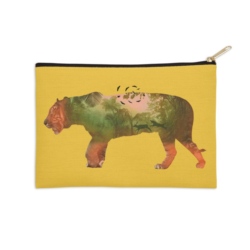 ON THE HUNT! Accessories Zip Pouch by jrtoyman's Artist Shop