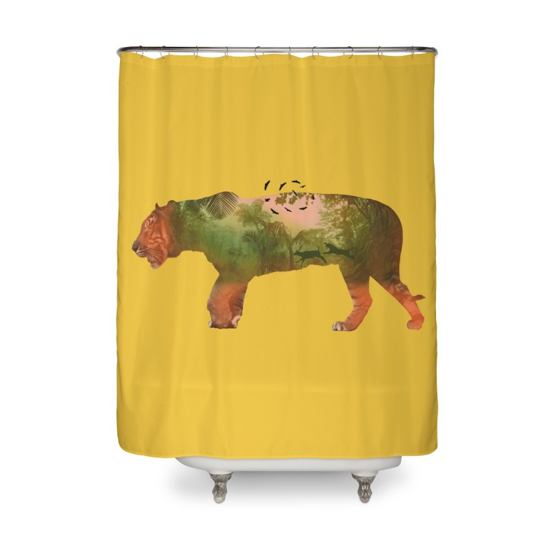 ON THE HUNT! Home Shower Curtain by jrtoyman's Artist Shop