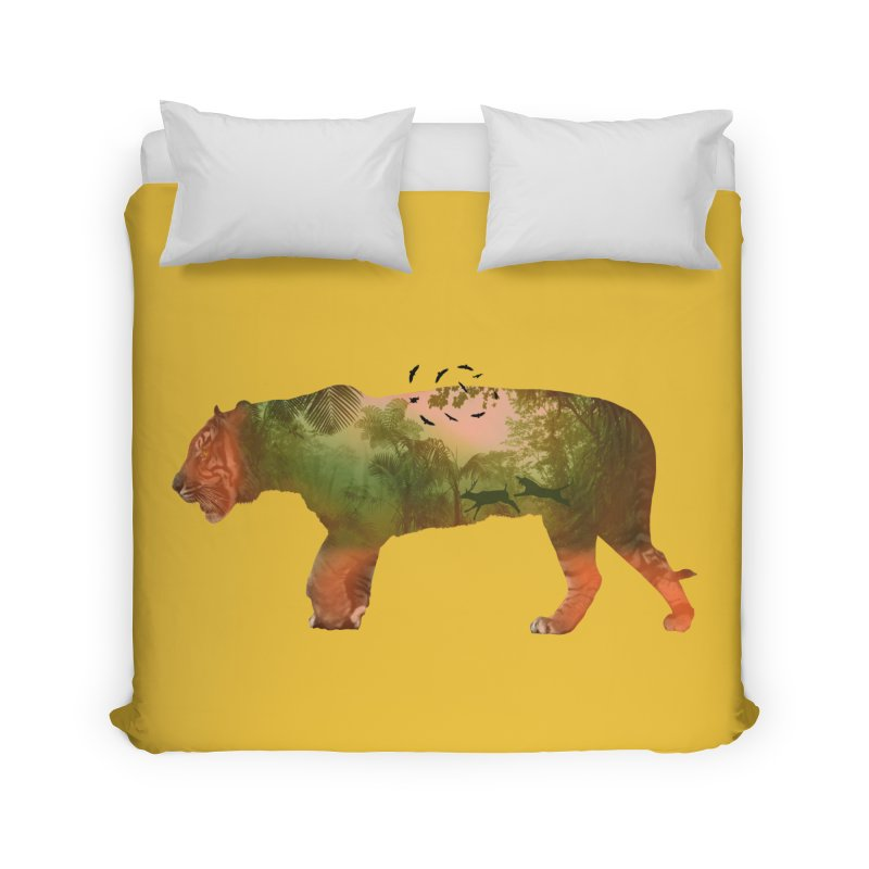 ON THE HUNT! Home Duvet by jrtoyman's Artist Shop