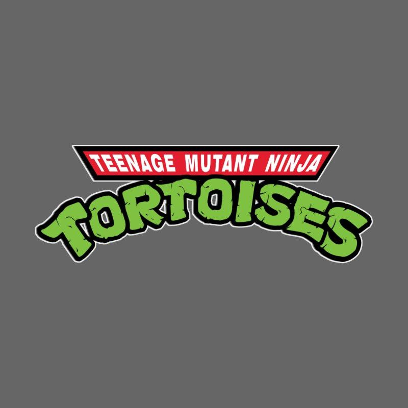 TEENAGE MUTANT NINJA TORTOISES  by jrtoyman's Artist Shop