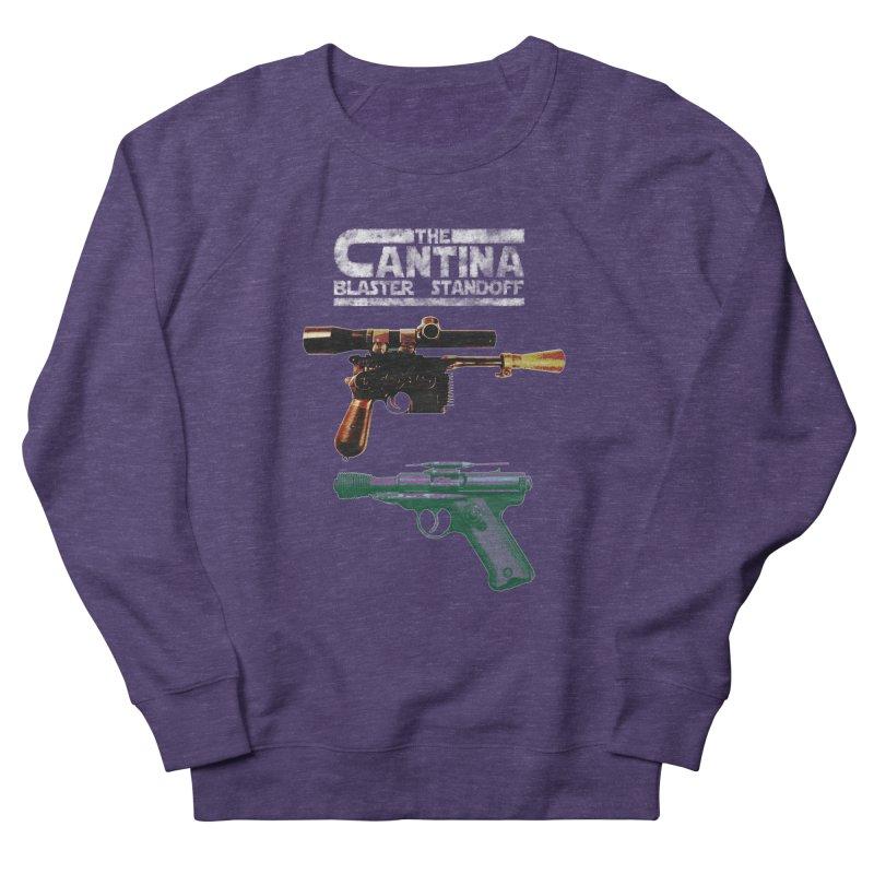 THE CANTINA BLASTER STANDOFF Women's Sweatshirt by jrtoyman's Artist Shop