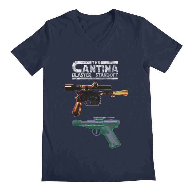 THE CANTINA BLASTER STANDOFF   by jrtoyman's Artist Shop