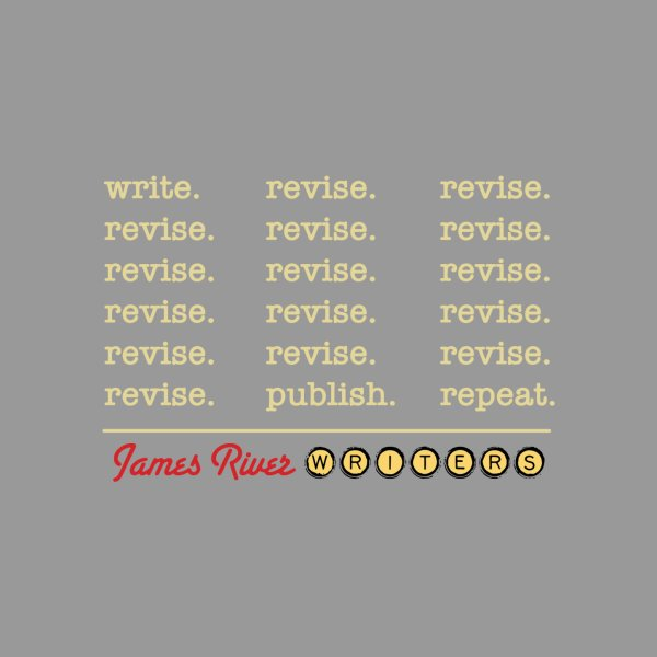 image for Write. Revise. Publish. Repeat.