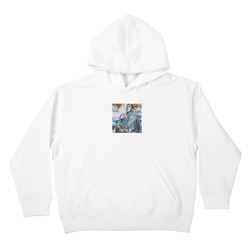 JWest Lil Ones Pullover Hoody by Jesse Singh's Artist Shop