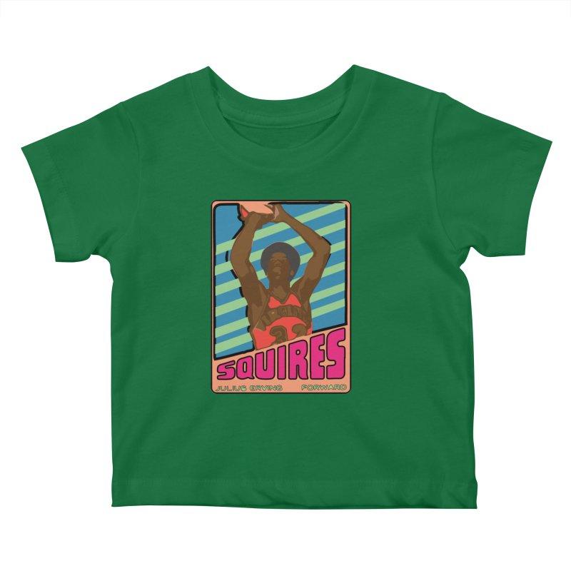 DR J Lil Ones Baby T-Shirt by Jesse Singh's Artist Shop