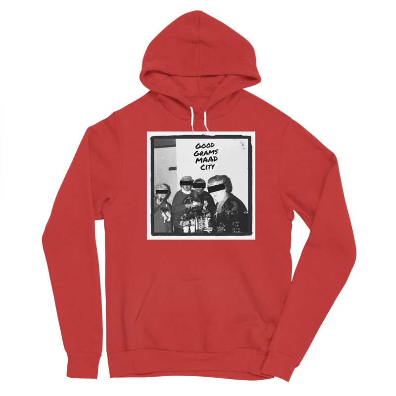 Good grams MAAD City Dudes Pullover Hoody by Jesse Singh's Artist Shop