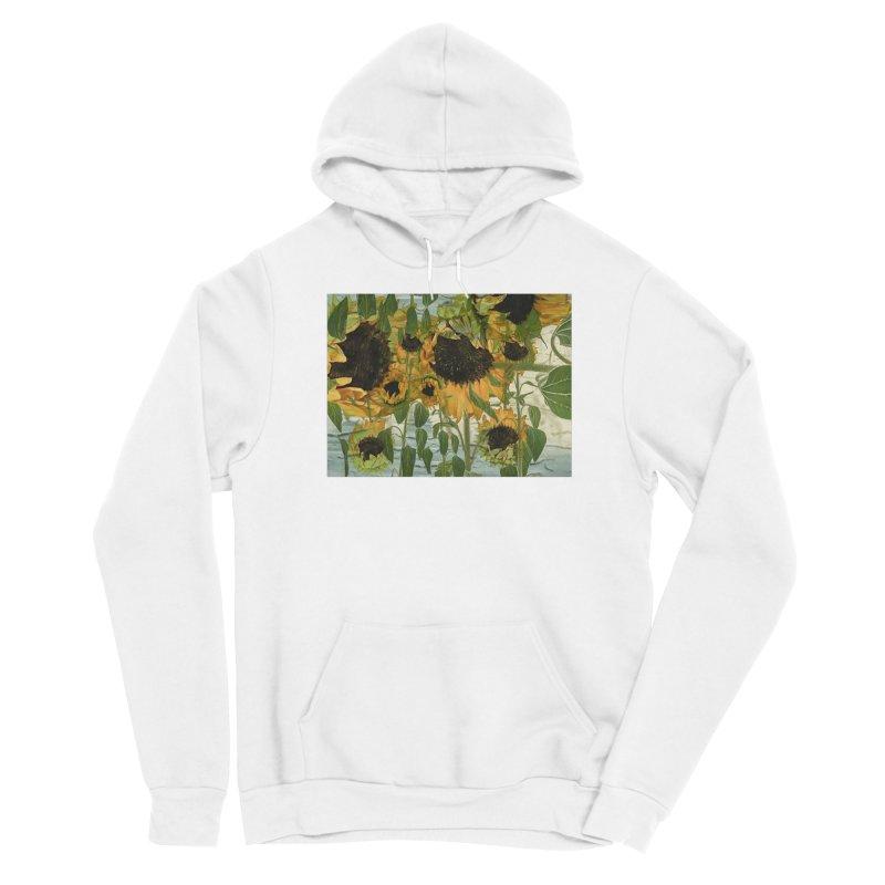 Sunflowerz Dudes Pullover Hoody by Jesse Singh's Artist Shop
