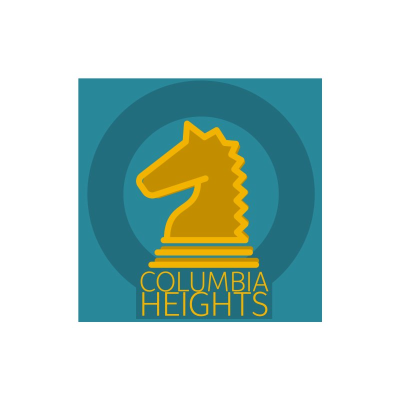 Columbia Heights by Jesse Singh's Artist Shop